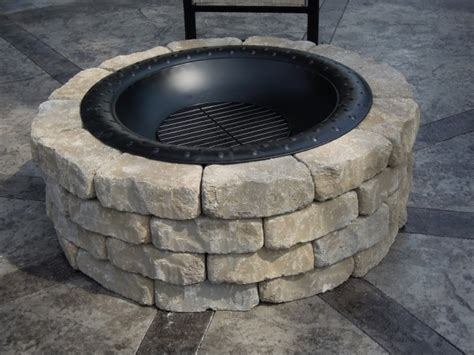 gorgeous firepits decoration pit protective mat for