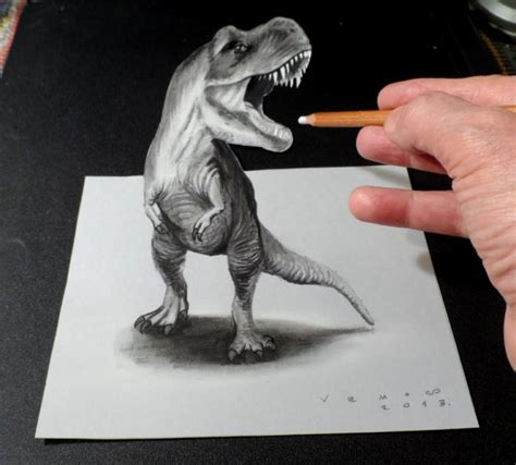 draw 3d images beautiful 3d pencil drawings and works