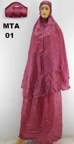 Jilbab Segiempat Bordir Motif Kerancang Semut mukena grosir busana muslim