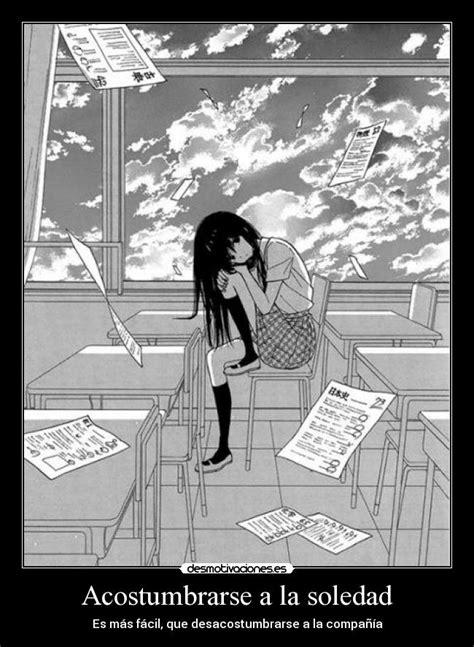 imagenes tumblr soledad acostumbrarse a la soledad desmotivaciones