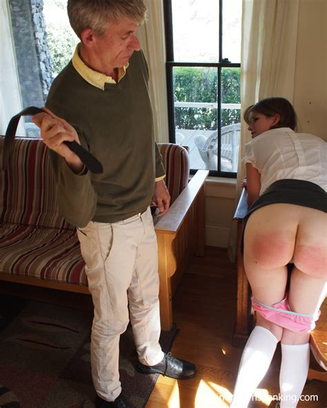 Traditional Severe And Naughty Spankings
