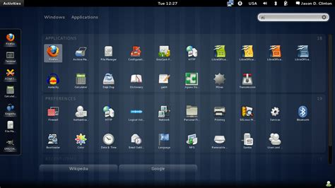 gnome user themes location image gallery linux gnome desktop