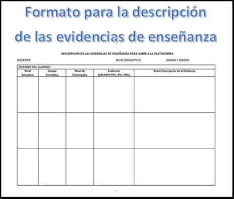 preguntas guias para la planeacion argumentada formato de apoyo para registrar evaluaciones educacion