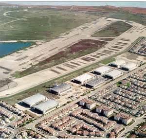 Airfields hamilton air force base including hamilton army air field