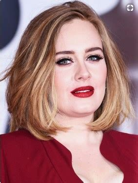short hairstyles for round faces with double chin 2018