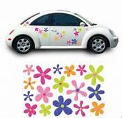 Car Stiker Flower Stickers The Best Sticker Inspirate