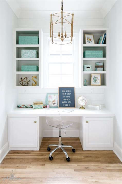 The 18 Best Home Office Best 25 Small Home Offices Ideas On Pinterest Tiny Home Office Home Office Closet And Tiny