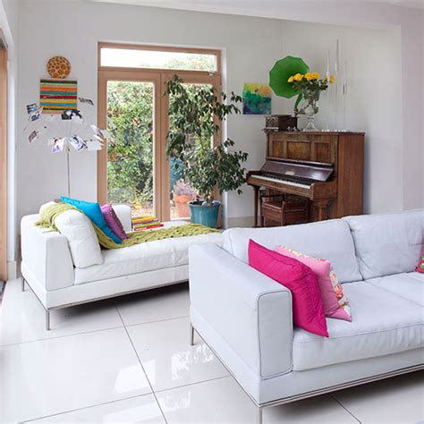 Living Room Ideas With White Leather Sofa Living Room With White Leather Sofa Living Room