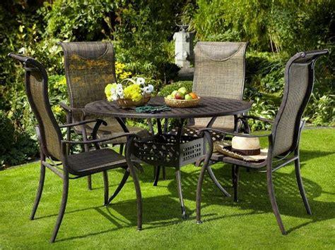 sedie e tavolo da giardino sedie da giardino in ferro tavoli e sedie