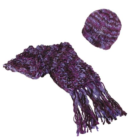 Handmade Hats And Scarves - s winter sets scarves gloves hats for
