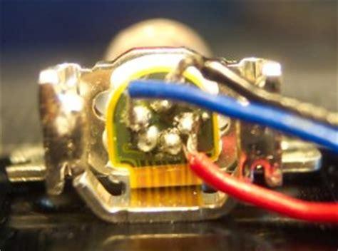 harvest laser diode dvd burner reader dissection by leslie wright and sam goldwasser diode page
