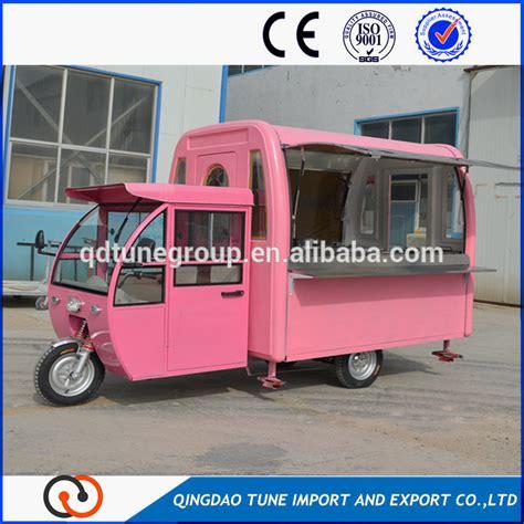 mobile food cart mobile food trailer for sale manufacture breakfast food