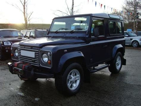 land rover defender 90 td5 station wagon 6 point bolt in