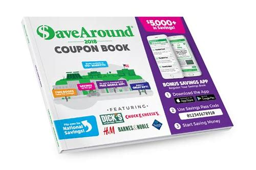coupon books fundraiser