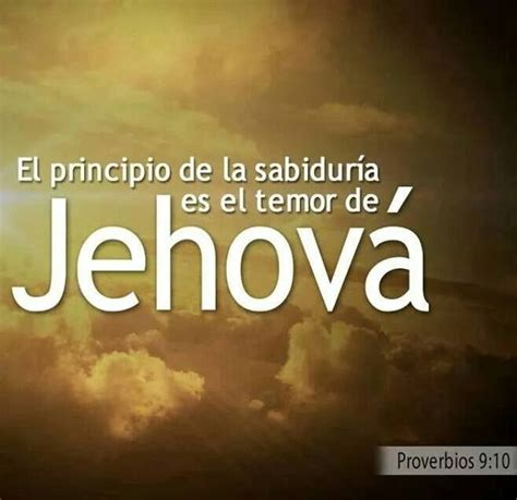 el s de las 1141745348 proverbios 9 10 el principio de la sabidur 237 a es el temor de jehov 225 palabra de dios
