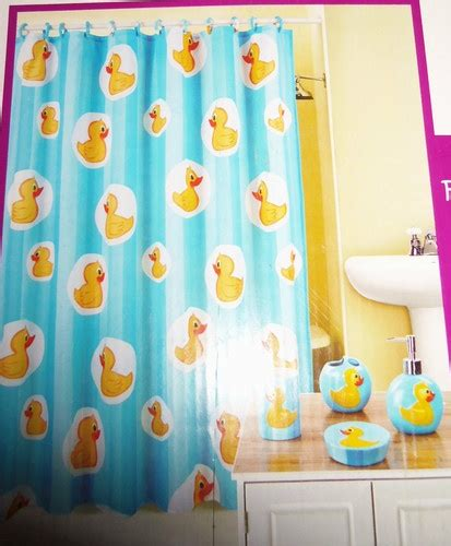 duck fabric shower curtain 19 best images about bathroom duck theme on pinterest
