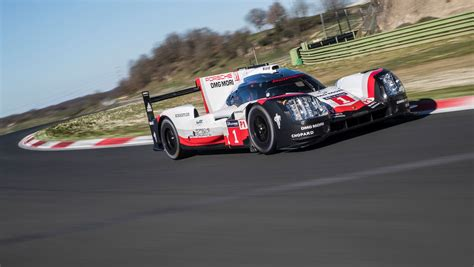 porsche hybrid 919 porsche officially unveil the 919 hybrid for 2017 the drive