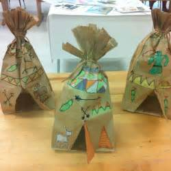 Brown Paper Bag Crafts For Preschoolers - 90 best preschool americans images on