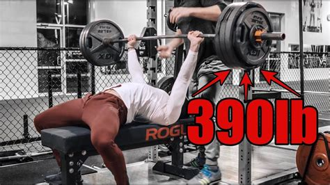 is bench press important 390lb bench press 455lb squat important updates youtube