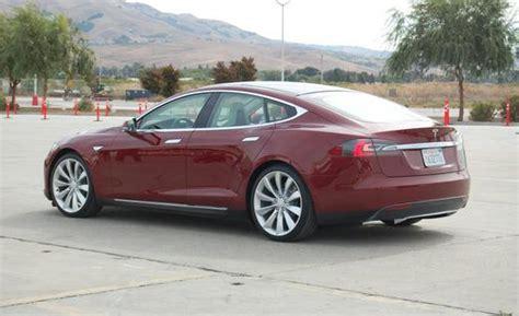 4 Door Tesla by The Electronic Four Door Tesla S Amazing Cars