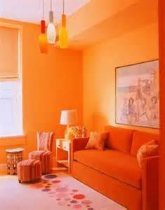 wohnzimmer orange einrichten mit farben farbe orange der andere name f 252 r