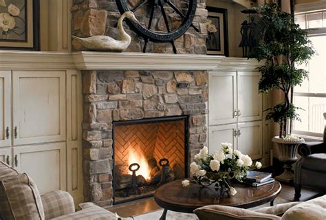 rock fireplace designs fireplace designs