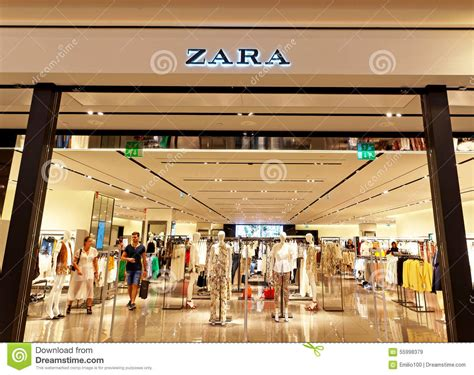 Home Design Store Rome Zara Store In Rome Italy With Shopping Editorial