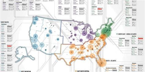 us east coast area code the wealthiest zip codes in america in one simple map