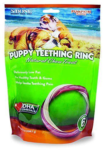 n bone puppy teething ring n bone 6 pack puppy teething ring pumpkin flavor all about frenchies shop