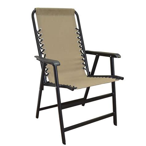 rv folding furniture suspension folding chair beige caravan canopy