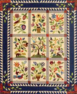 Quilt Block Of The Month by My Enchanted Garden Block Of The Month Registration
