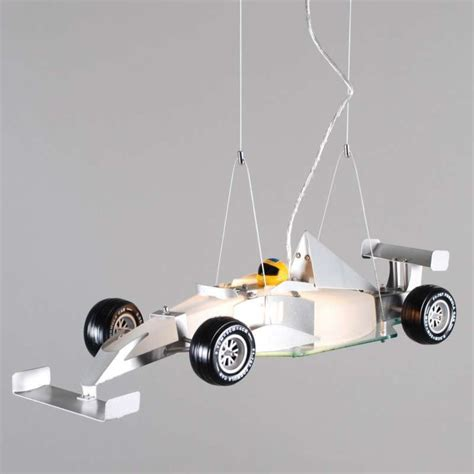 Ceiling Fan Dining Room hanging lamp kids formula 1 racing car lampandlight co uk