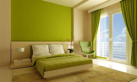 green colour bedroom design 50 beautiful wall painting ideas and designs for living