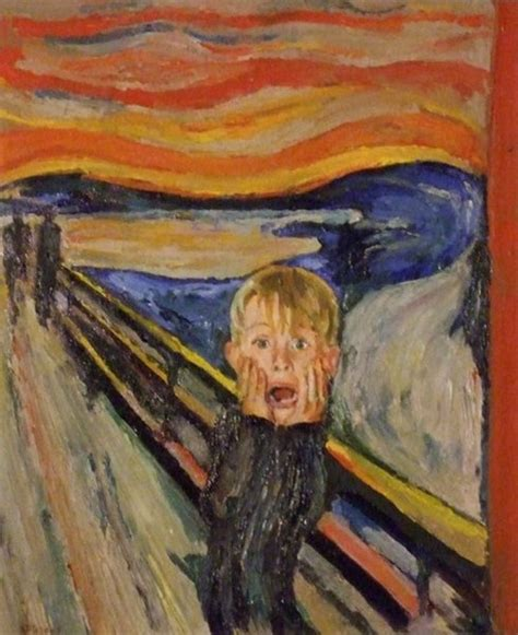 best crie top 15 des parodies du 171 cri 187 d edvard munch topito