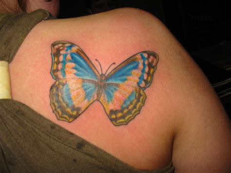 butterfly tattoo on back tattoos back tattoos butterfly tattoos on the back