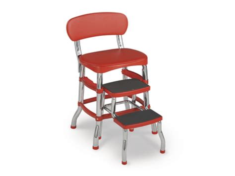 Kitchen Chair Step Stool by Folding Counter Stools Cosco Kitchen Step Stool Chair