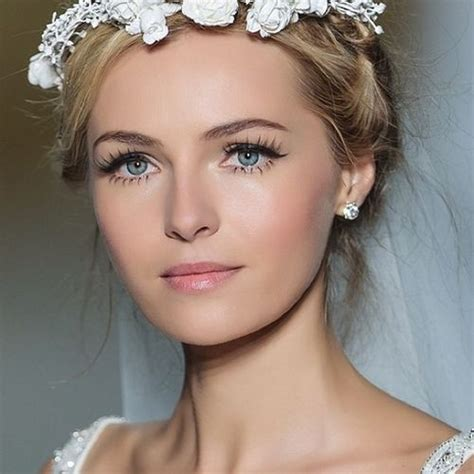 Makeup Bridesmaid The Bridal Makeup Look For 2016 Soft And Simple Arabia