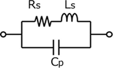 variable resistor equivalent circuit characteristics of resistors
