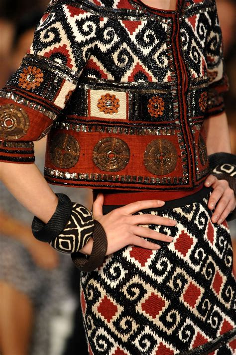 Tribal Inspired Clothes by Driver Contemporary Fashion Tribal Pattern