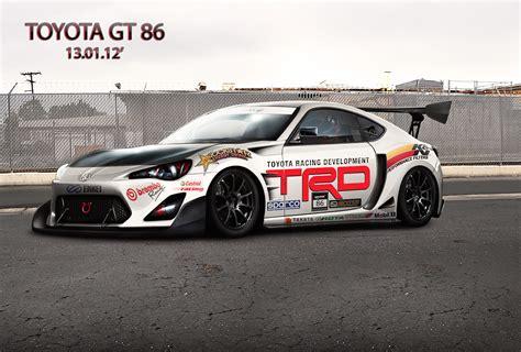 Toyota Racing Development Toyota Gt 86 Toyota Racing Development By Apple Yigit