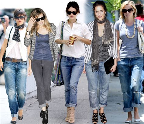 Everyones Looking For The Jean Length by June 2010 Everybody Wears