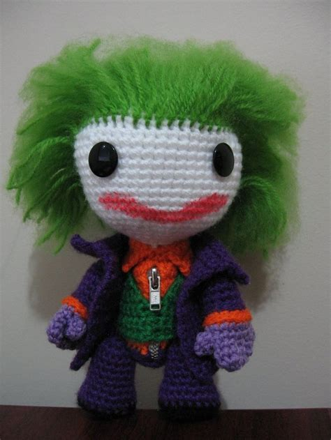 amigurumi joker pattern 17 best images about sack boy on pinterest robins sacks