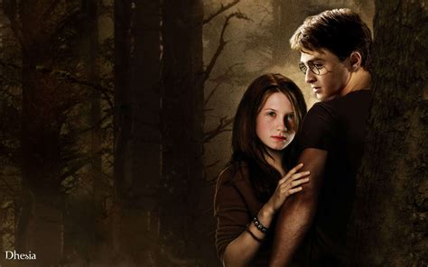 Ginny weasly and harry potter sex