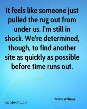 pull the rug out stuart rothenberg quotes quotesgram