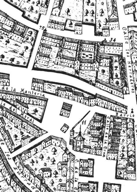 Valladolid - Web - Plano de Ventura Seco - 1738