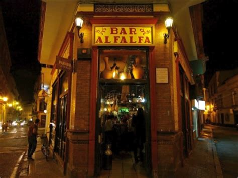 top 10 bars top 10 bars in seville the expeditioner travel site