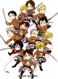 Photo Album That Holds 1000 Pictures 1000 Images About Chibi On Pinterest Attack On Titan Shingeki No Kyojin And Potatoes