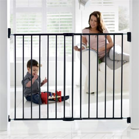 Baby Safety Gate Review Brica Gate By Munchkin Mommy Baby Cribs Calgary