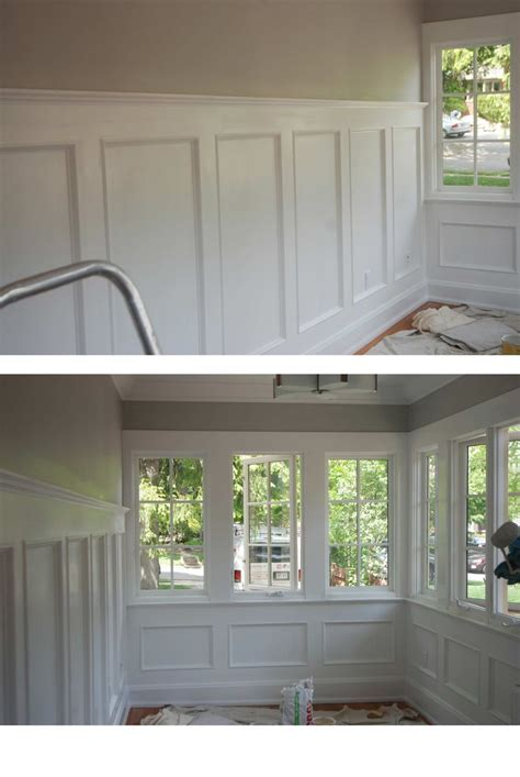 shaker style wainscoting ideas woodworking projects plans