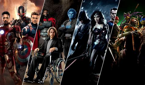 film marvel dc 2016 all confirmed superhero films from 2016 to 2020 check